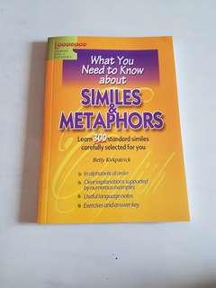 What You Need to Know about Similes & Metaphors