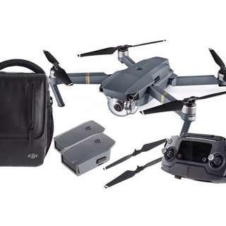 [Cheapest Rental Guaranteed]Mavic Pro drone Rental
