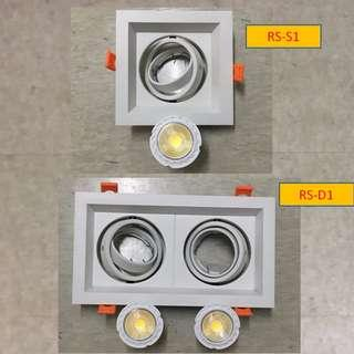 LED Downlight recess ceiling