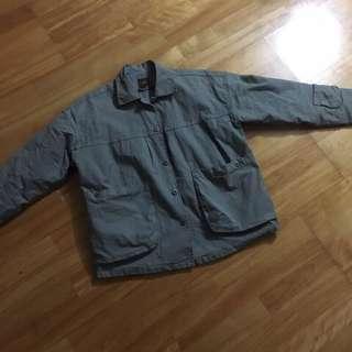 🚚 轉賣 歐波醫生 O.poism 大口袋工作外套