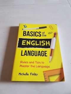 Basics of the English Language