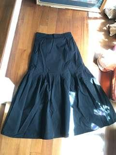 Editor's market skirt black