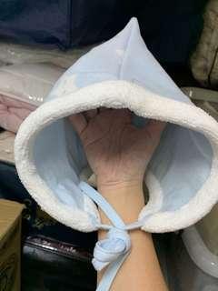 🚚 (全新 現貨)綁帶保暖帽