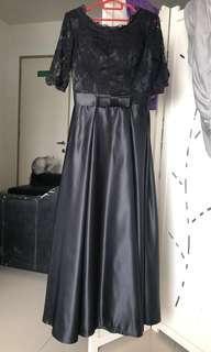 Dinner Dress (Black)