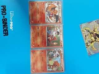 Pokekyun Pokemon Cards