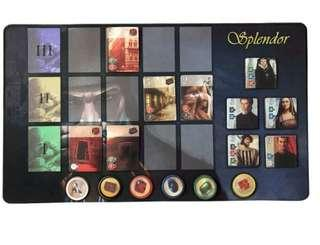 SPLENDOR Boardgame Playmat