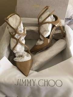 Jimmy Choo Lancer high heels, new 100%