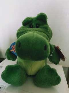 BN TY beanie babies 2.0 crocodile alligator