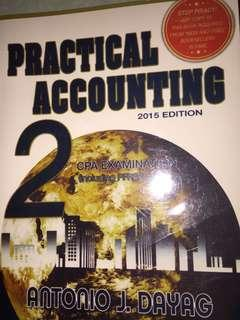 Practical Accounting 2 - Dayag