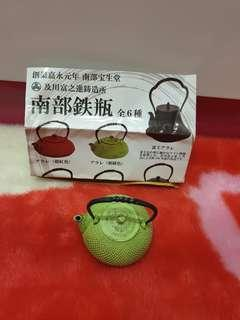 Mini Retro Teapot from capsule Machine