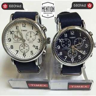 Timex easyreader chronograph