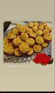 Baked Pineapple Biscuits/Nastar [PO]