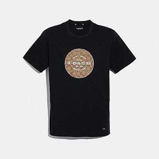 Coach Signature T Shirt