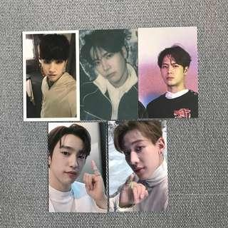 WTS Got7 Photocards