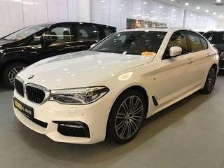 BMW 5 Series Sedan 530i M Sport (A)