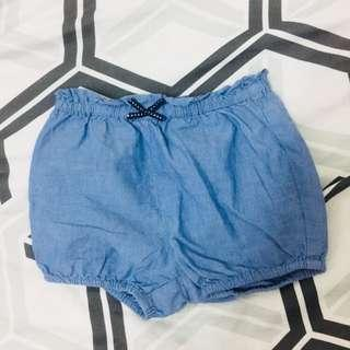 H&M baby shorts