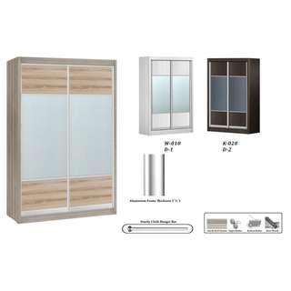 Limited Time Offer! Direct Factory Price! 5 Feet Modular Wardrobe at $649!