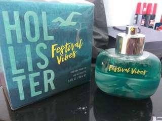 🚚 Hollister festival vibes for him 100ml eau de toilette