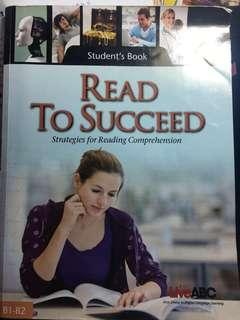 🚚 READ TO SUCCEED 4 Live ABC