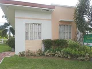 2 Bedroom Sandie House model at Herirage Villas, Brgy. Sapang Palay, San Jose del Monte, Bulacan