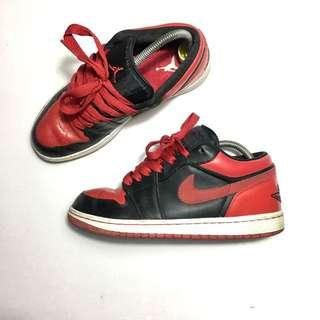"cheap for discount 45c37 9c6ce Air Jordan 1 Phat Low ""Bred"""
