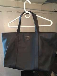 Lacoste Tote Bag (Navy Blue) - M to L Size