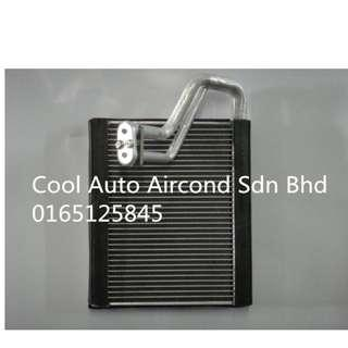 Air Cond Cooling Coil / Evaporator (Original by BEHR Hella Service) - Peugeot 3008