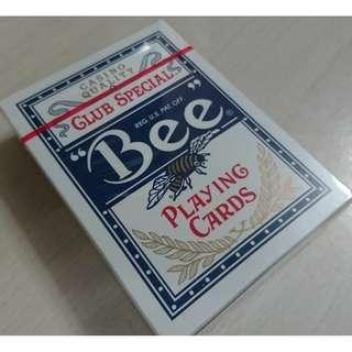 Bee Playing Card 蜜蜂撲克 啤牌