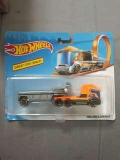 Hot Wheels Racing Convoy Vehicle Track