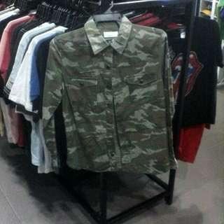 Forever 21 design Army