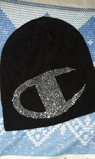 CHAMPION winter hat 💯% real