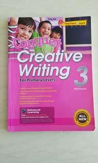 Primary 3 Conquer Creative Writing (Retail Price $8.95)