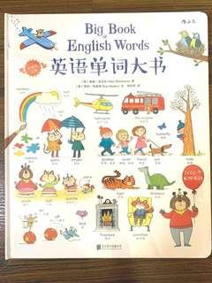 BIG BOOK OF ENGLISH WORDS 英语单词大书