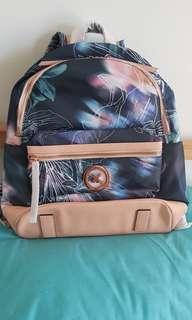 BNWT Mimco Hibiscus Kiss bagpack