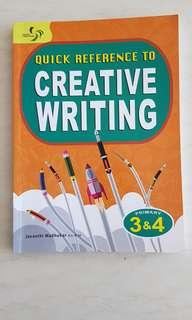 Primary 3 & 4 Quick Reference to Creative Writing (Retail Price $11.90)