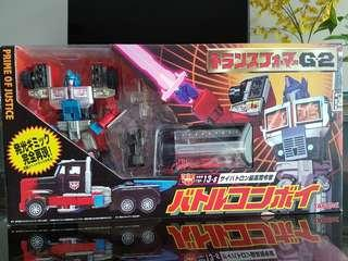 Takara TRF13-S G2 Optimus Prime