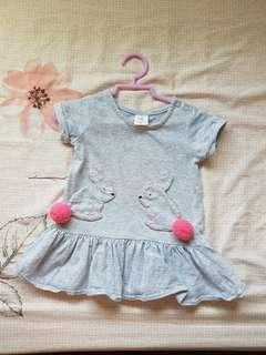 Seed baby dress