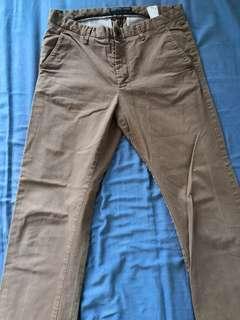 Zara Chinos Medium Size