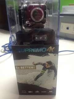 Supremo 4k waterproof like gopro