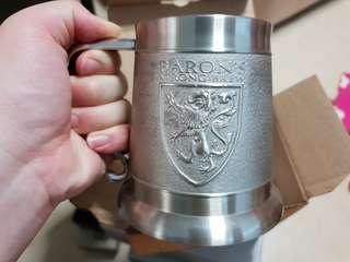 Baron Pewter Mug