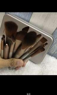 naked travel size brush