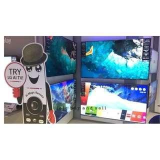 Super SALE LG Basic LED TV, Smart LED TV & UHD LED TV