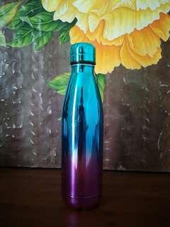 Thermo water bottle.
