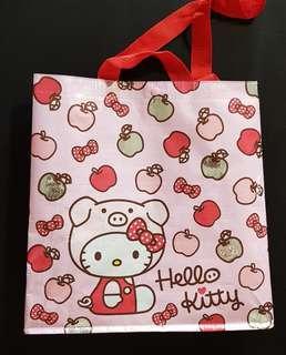 🚚 2019 7-11福袋 Kitty 豬年手提袋(送kitty 紅包袋)
