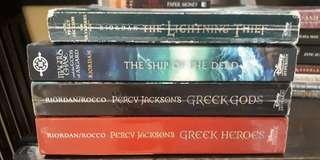 Rick Riordan Books