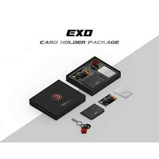 Exo Card Holder Package (Limited Edition)
