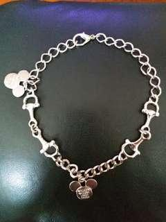 🈹️ Mickey Mouse stainless steel necklace