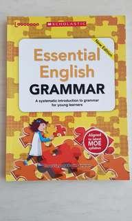 Learners Essential English Grammar (Retail Price $11.50)