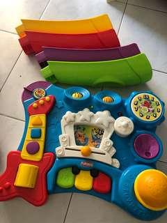 Playskool musical toy
