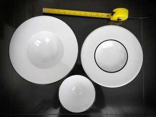 Deshoulieres set of bowls